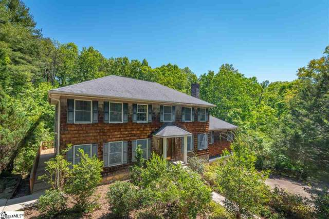 650 E Park Drive, Tryon, NC 28782 (#1418006) :: The Robby Brady Team