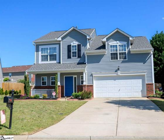 11 Derry Lane, Greer, SC 29650 (#1418026) :: The Toates Team