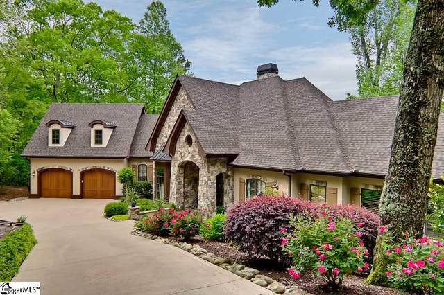 9 Water View Court, Travelers Rest, SC 29690 (#1418069) :: J. Michael Manley Team