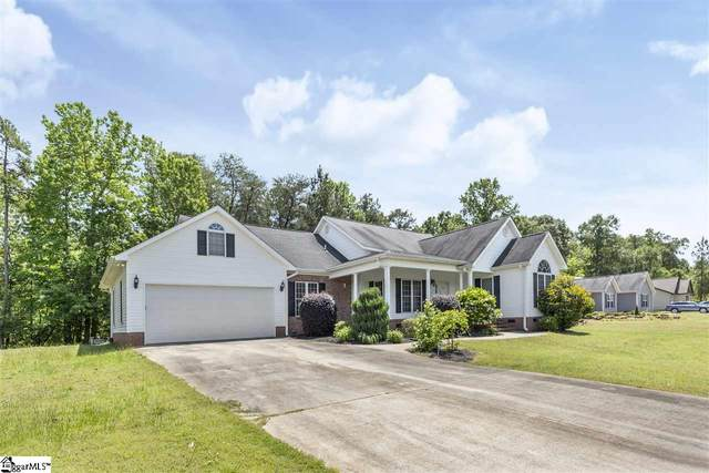 220 Bay Ridge Drive, Townville, SC 29689 (#1418124) :: The Haro Group of Keller Williams