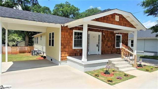 217 Brockman Avenue, Greenville, SC 29609 (#1418155) :: Parker Group