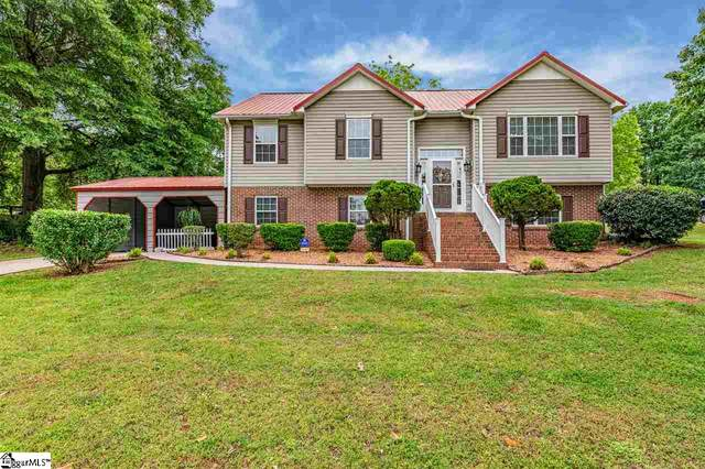 1015 Shennandoah Drive, Anderson, SC 29625 (#1418159) :: Coldwell Banker Caine