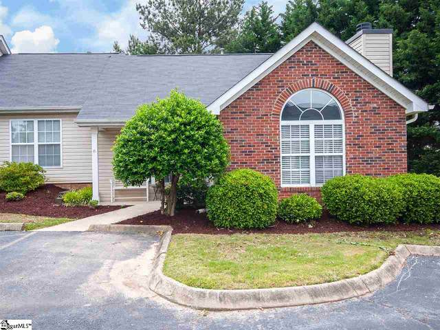 115 Brookhill Place, Mauldin, SC 29662 (#1418198) :: Hamilton & Co. of Keller Williams Greenville Upstate