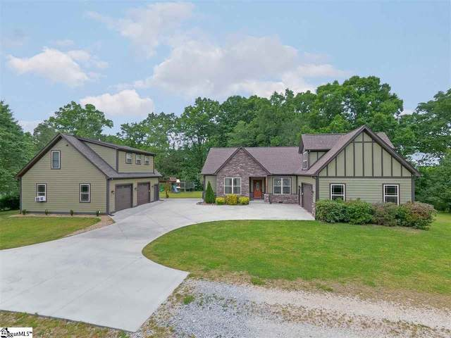 4352 N Blue Ridge Drive, Taylors, SC 29687 (#1418219) :: Hamilton & Co. of Keller Williams Greenville Upstate