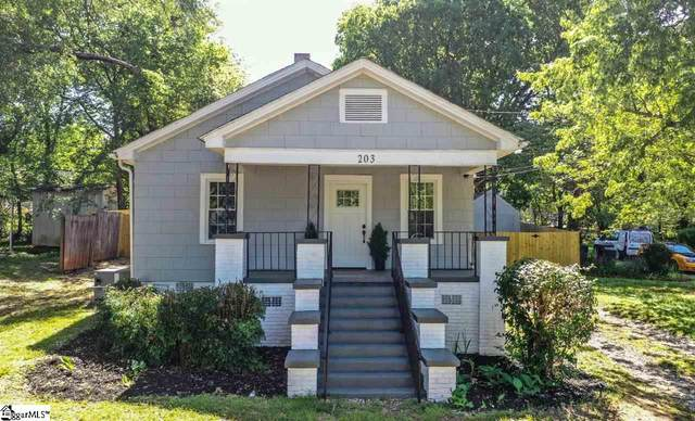 203 Chandler Street, Greenville, SC 29609 (#1418246) :: Parker Group