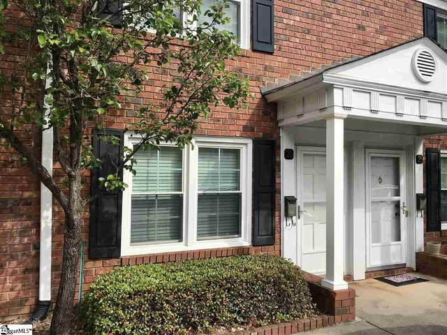 501 Edwards Road Unit 26, Greenville, SC 29615 (#1418247) :: The Robby Brady Team