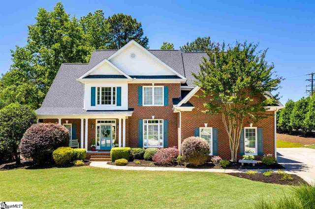 300 Shadowbrooke Court, Simpsonville, SC 29681 (#1418266) :: The Robby Brady Team