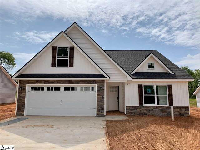17 Bloomwood Heights, Inman, SC 29349 (#1418297) :: J. Michael Manley Team