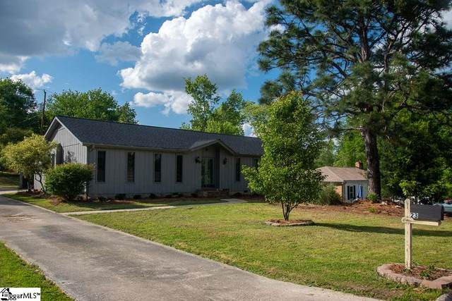 23 Tussock Road, Greenville, SC 29615 (#1418313) :: The Toates Team