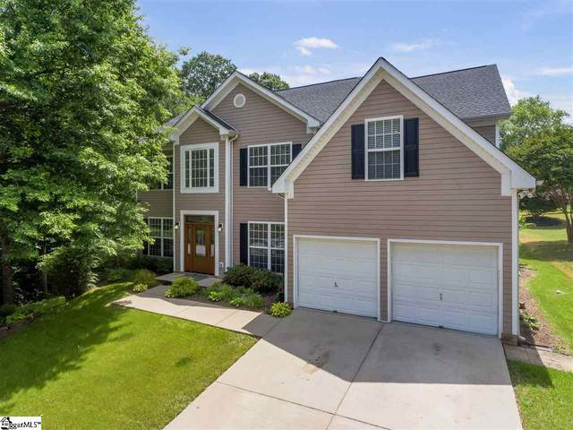 516 Morning Creek Place, Greenville, SC 29607 (#1418378) :: J. Michael Manley Team