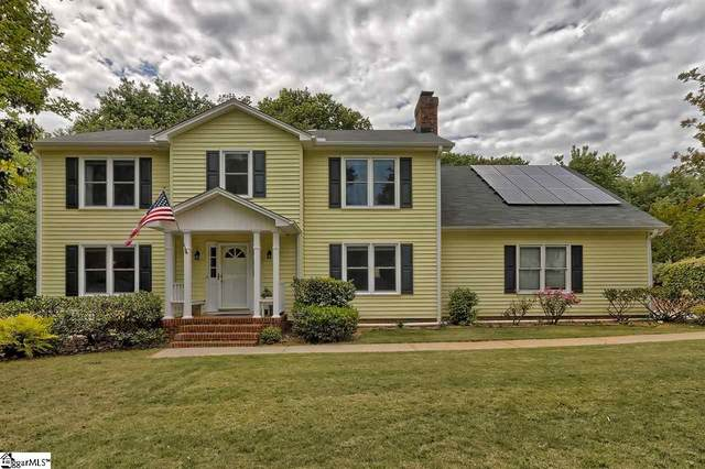 112 Pigeon Point, Greenville, SC 29607 (#1418382) :: J. Michael Manley Team