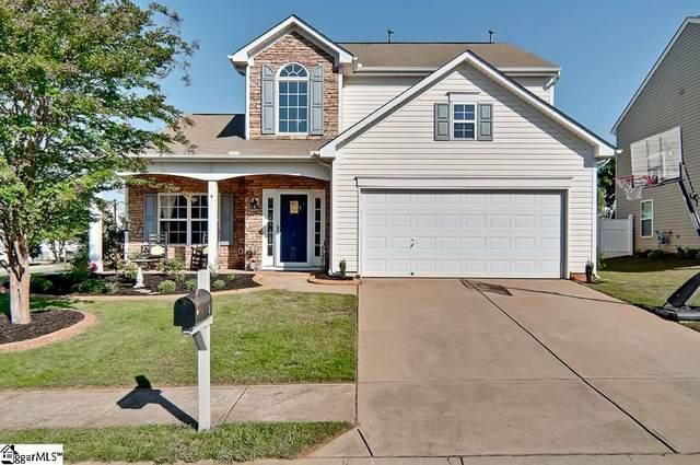 1 Maurice Lane, Simpsonville, SC 28681 (#1418403) :: Hamilton & Co. of Keller Williams Greenville Upstate