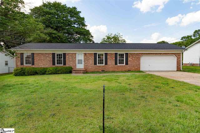 518 Longview Terrace, Greer, SC 29650 (#1418422) :: The Toates Team