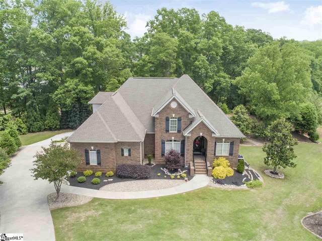 124 Loudwater Drive, Anderson, SC 29621 (#1418454) :: J. Michael Manley Team