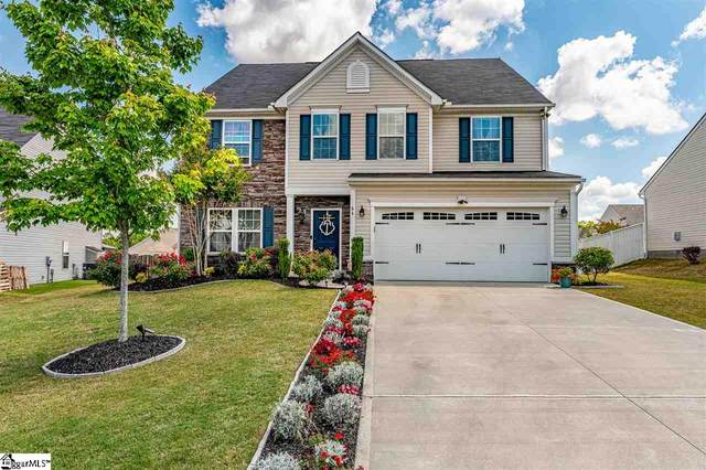 54 Barlow Court, Simpsonville, SC 29681 (#1418484) :: J. Michael Manley Team