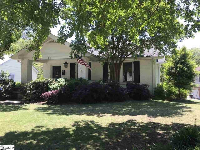 24 E Augusta Place, Greenville, SC 29605 (#1418586) :: Hamilton & Co. of Keller Williams Greenville Upstate