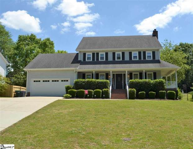 113 Hunters Woods Drive, Simpsonville, SC 29680 (#1418629) :: The Toates Team