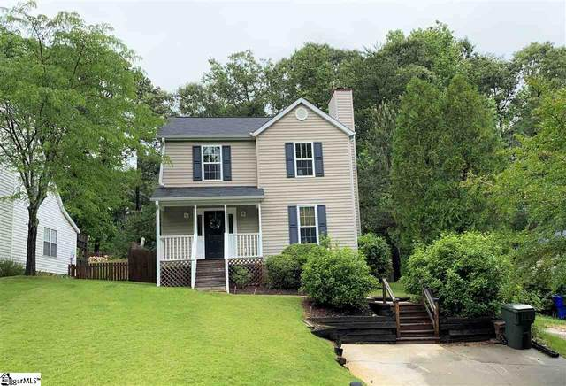 1022 Summit Drive, Greenville, SC 29609 (#1418661) :: The Toates Team