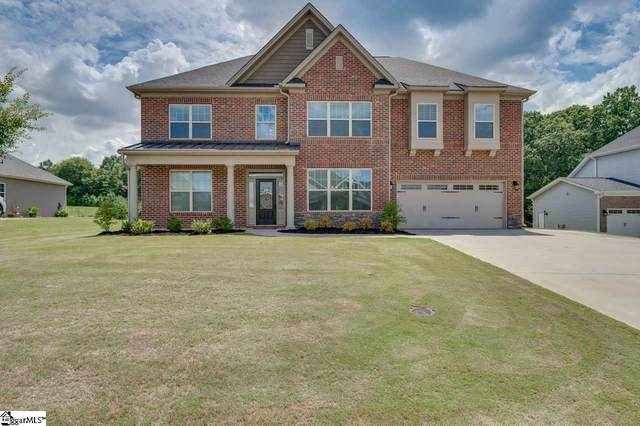308 Scotts Bluff Drive, Simpsonville, SC 29681 (#1418664) :: J. Michael Manley Team