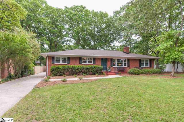 411 Cherokee Drive, Greenville, SC 29615 (#1418705) :: The Haro Group of Keller Williams
