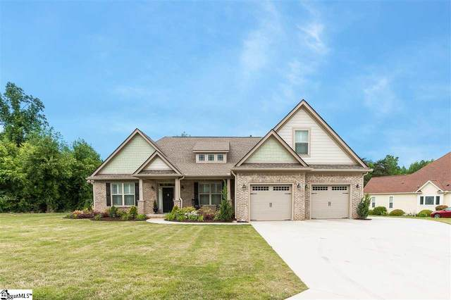 1 Setting Sun Lane, Travelers Rest, SC 29690 (MLS #1418749) :: Resource Realty Group