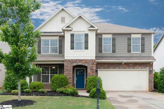 15 Ramapo Court, Simpsonville, SC 29681 (#1418761) :: J. Michael Manley Team