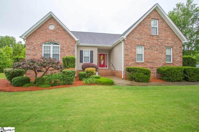 506 Stagecoach Drive, Anderson, SC 29625 (#1418773) :: Coldwell Banker Caine