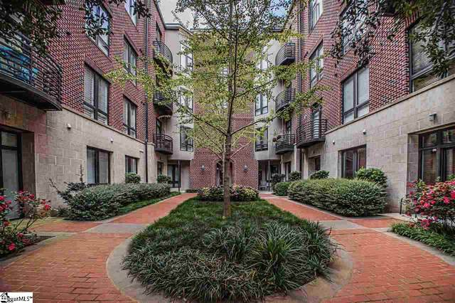 224 S Laurens Street Unit 210, Greenville, SC 29601 (#1418792) :: Parker Group