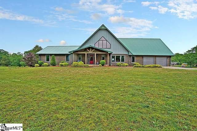 169 Berry Road, Pelzer, SC 29669 (#1418805) :: Coldwell Banker Caine
