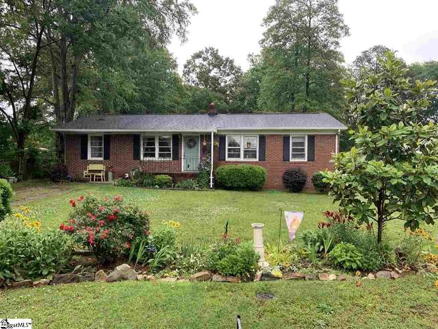 3 Cardinal Drive, Taylors, SC 29687 (#1418814) :: Coldwell Banker Caine