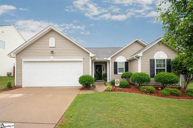 3 Garfield Lane, Simpsonville, SC 29681 (#1418825) :: Coldwell Banker Caine