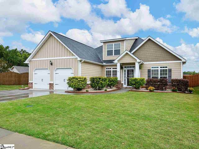 66 Dandie Drive, Simpsonville, SC 29680 (#1418837) :: Coldwell Banker Caine