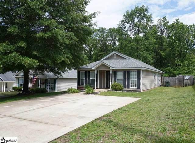 10 Davis Street, Taylors, SC 29687 (#1418842) :: Hamilton & Co. of Keller Williams Greenville Upstate