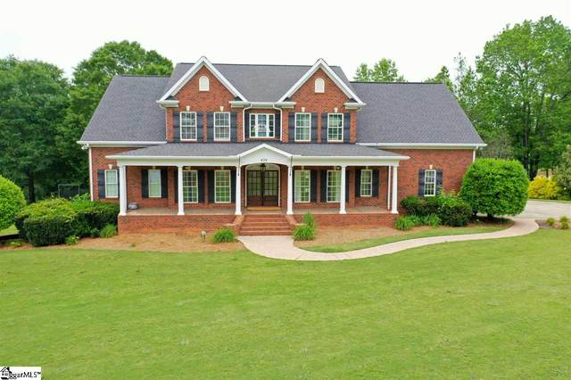 436 Crepe Myrtle Drive, Greer, SC 29651 (#1418843) :: The Toates Team