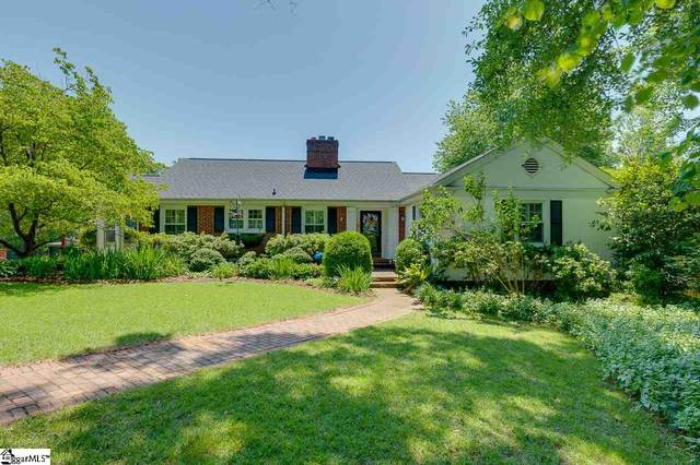 416 Longview Terrace, Greenville, SC 29605 (#1418853) :: Coldwell Banker Caine