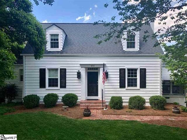 454 Longview Terrace, Greenville, SC 29605 (#1418857) :: The Haro Group of Keller Williams