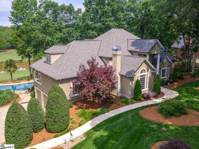 305 Greenview Ridge, Duncan, SC 29334 (#1418872) :: Coldwell Banker Caine