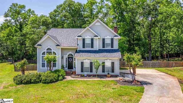 416 Crossvine Way, Simpsonville, SC 29680 (#1418876) :: Coldwell Banker Caine