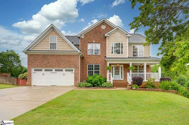 107 Laughing Tree Court, Fountain Inn, SC 29664 (#1418883) :: The Haro Group of Keller Williams