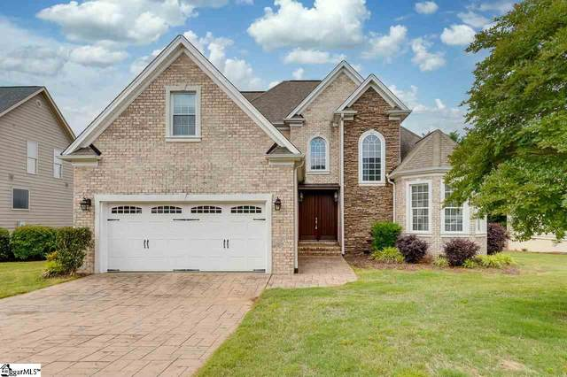 405 Park Ridge Circle, Greer, SC 29650 (#1418897) :: The Toates Team