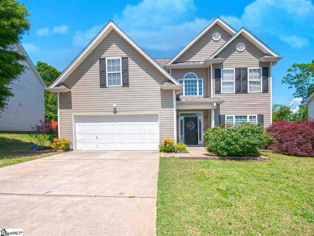 709 Morning Mist Lane, Simpsonville, SC 29680 (#1418904) :: J. Michael Manley Team