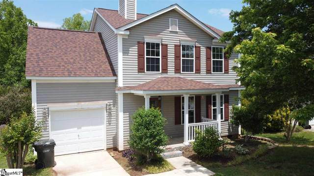 201 Hampton Ridge Drive, Greer, SC 29651 (#1418936) :: The Toates Team