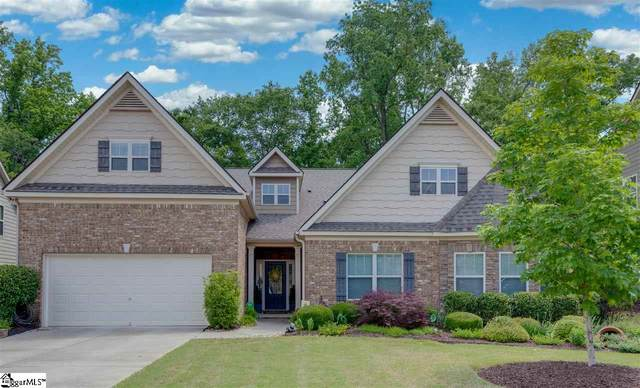 356 Strasburg Drive, Simpsonville, SC 29681 (#1418968) :: The Toates Team