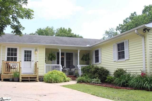 4 Morgan Way, Greenville, SC 29615 (#1418974) :: Hamilton & Co. of Keller Williams Greenville Upstate