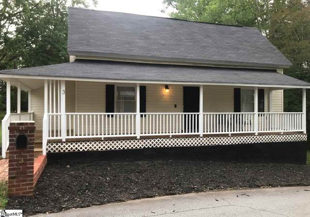 3 Hale Street, Pelzer, SC 29669 (#1418989) :: Hamilton & Co. of Keller Williams Greenville Upstate