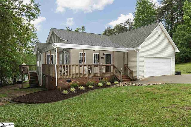 307 Paramount Drive, Six Mile, SC 29682 (#1418993) :: The Robby Brady Team