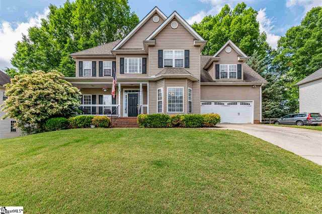 501 Worchester Place, Simpsonville, SC 29680 (#1418995) :: The Toates Team
