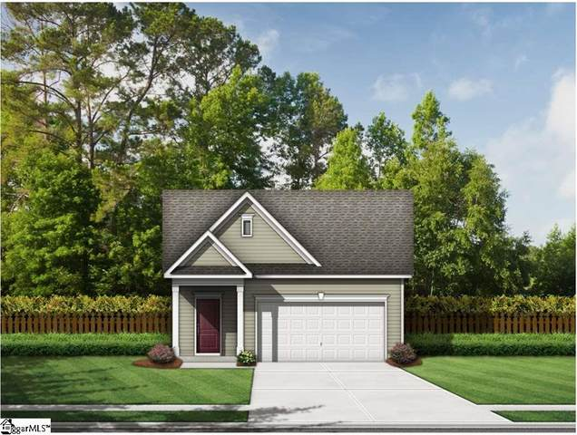 510 Baycraft Lane Lot 108, Simpsonville, SC 29681 (#1419021) :: The Robby Brady Team