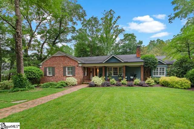 11 Boxwood Lane, Greenville, SC 29601 (#1419059) :: The Robby Brady Team