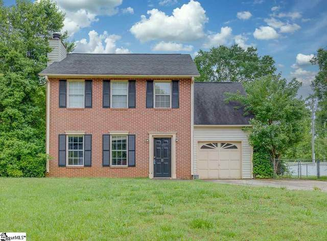 11 W Crossridge Drive, Greenville, SC 29617 (#1419063) :: Hamilton & Co. of Keller Williams Greenville Upstate